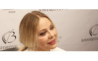 Ornella Muti, star de la Mercedes-Benz Fashion Week Russia