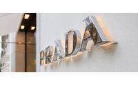La firma italiana de moda Prada gana un 72,2% en su último ejercicio fiscal