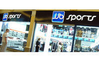 JJB Sports confirms financing talks, shares rise