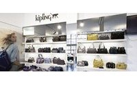 Kipling: nuovo country manager e primo showroom per l'Italia