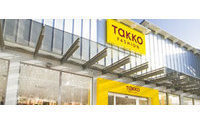 Takko arbeitet weiter an seiner Entwicklung in Belgien