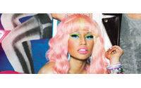 Nicki Minaj, elegida icono de la moda por encima de Lady Gaga y Madonna