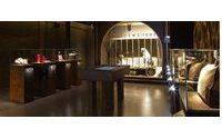 Loewe recrea su historia en una galería-museo en Barcelona