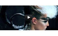 El director valenciano Miguel Ángel Font combina cine y moda en el audiovisual 'Aeterna'