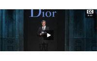 Raf Simons, new artistic director of Christian Dior