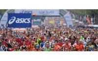 Asics poursuit son Marathon de Paris