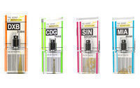 The Scent of Departure - the fragrance brand that bottles the scent of cities