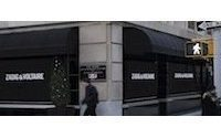 Zadig & Voltaire to open on Madison Avenue, NYC