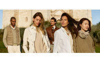 Italian cashmere maker Cucinelli shares up 34 pct