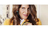 Anna Dello Russo designs accessories collection for H&M