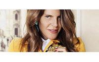 Анна Делло Руссо создала коллекцию аксессуаров для H&M