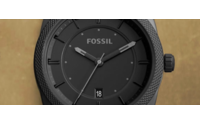 Fossil says Europe to weigh on results, shares plunge