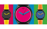 Swiss body extends Swatch watch components measures