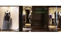 Ittierre inaugure la première boutique Pierre Balmain