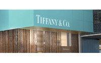 Tiffany lowers forecasts, cites slowing economy
