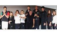 Armani assina uniformes da Seleção Olímpica Italiana