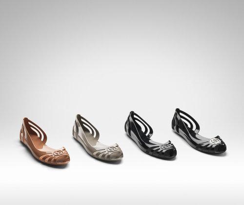 buy popular 9c26a 79586 Gucci lancia una linea di scarpe eco-sostenibili - Notizie ...