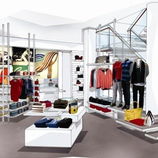 top brands better new specials Lacoste opens its biggest flagship store in London - News ...