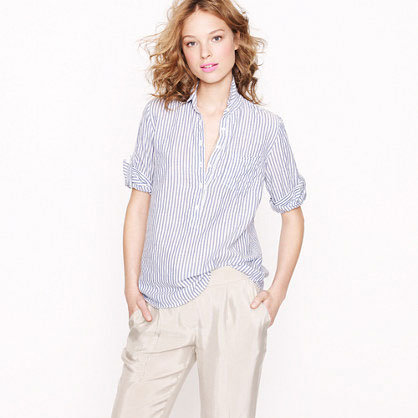 Of j crew clothing store may