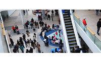 Les centres commerciaux pâtissent de la prudence des enseignes
