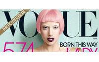 Lady Gaga protagonizará su segunda portada de Vogue USA