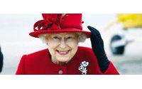 登基60年伊丽莎白二世风尚之路