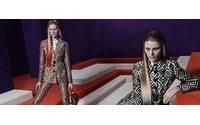 First look: Рекламная кампания Prada Fall 2012
