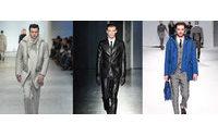 Début samedi à Milan des défilés de mode masculine printemps-été 2013
