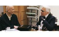 Karl Lagerfeld Shu Uemura için kapsül koleksiyon hazırladı