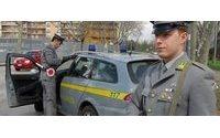 Operazione anti-contraffazione 'made in China', 7 arresti