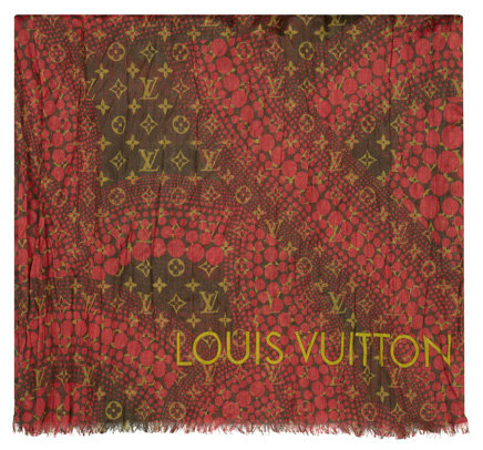 Two obsessions – for the monogram and polka dots – are brought together    Photo  Louis Vuitton 792577c6ca0c