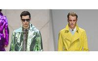 Milano'da erkek modası klasik ve rahat