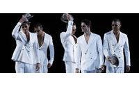 Giorgio Armani представил мужскую коллекцию SS 2013 на Неделе моды в Милане