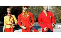 Sale a la luz el traje olímpico español para la inauguración de los JJOO