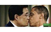 ベネトン 世界のトップ同士のキス広告がカンヌで受賞