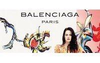 Kristen Stewart, imagen de la nueva fragancia de Balenciaga