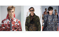 Spring-Summer 2013: the male liberated in Paris