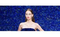 Dior-Debüt von Raf Simons bei der Pariser Couture