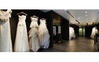 ヴェラ・ウォン日本初のブライダル旗艦店 銀座にオープン