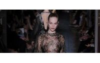 Показ Valentino закрыл Неделю высокой моды в Париже