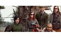 Tommy Hilfiger 启动2012全球秋季服装广告宣传