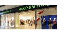 英国玛莎百货销售额下滑 调整管理层