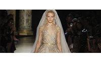 Moda sposa regina delle sfilate: grandi firme per abiti da sogno