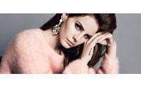 Lana del Rey, la nueva cara de H&M