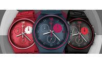Swatch backs 2012 sales target