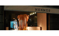 Hermes sales growth slows as economies falter