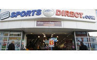 Online business strengthens Sports Direct International