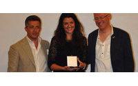 Giulia Tesoriere vince il concorso di Riccione Moda Italia