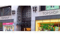 Topshop to open first store in Hong Kong