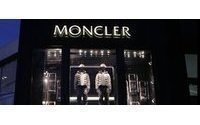 Moncler's own retail network drives growth in first quarter